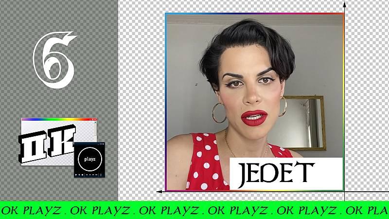 """OK Playz - Jedet: """"Me haría ilusión casarme por la iglesia, pero lo tengo complicado"""""""