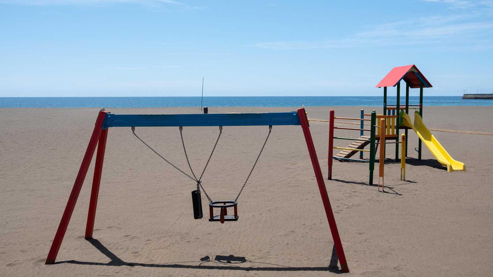 Los niños de hasta 14 años podrán dar paseos acompañados