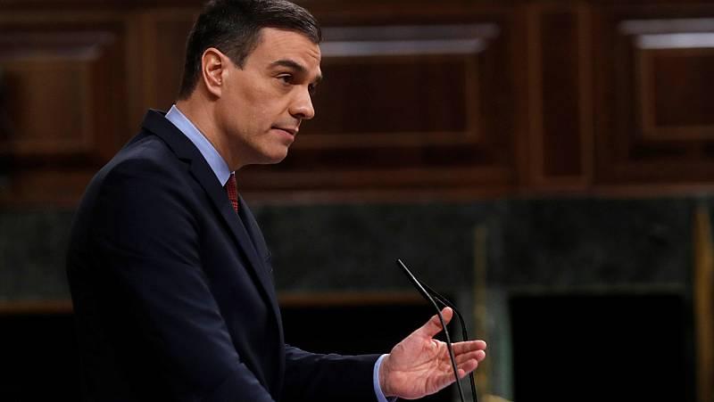 """Sánchez fija como prioridad de la UE """"reconstruir la casa común"""""""
