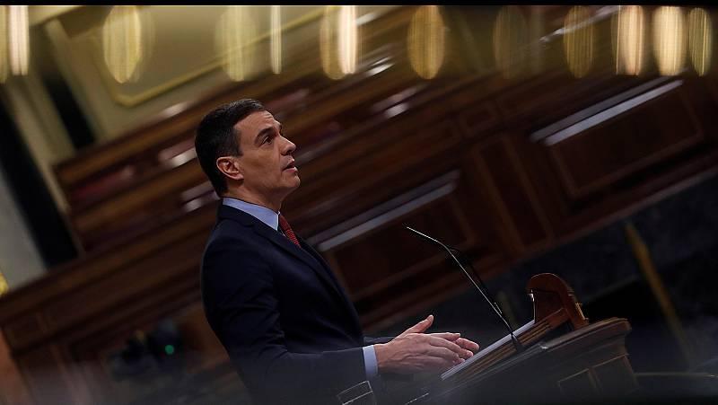 Sánchez apunta que los pactos de reconstrucción serán patrimonio de todos