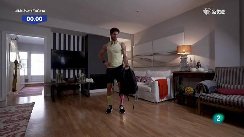 Muévete en casa - ¡Fortalece los brazos!