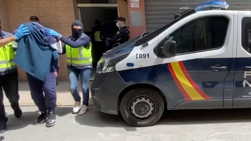 La Policía confirma la detención en Almería de uno de los yihadistas más buscados de Europa