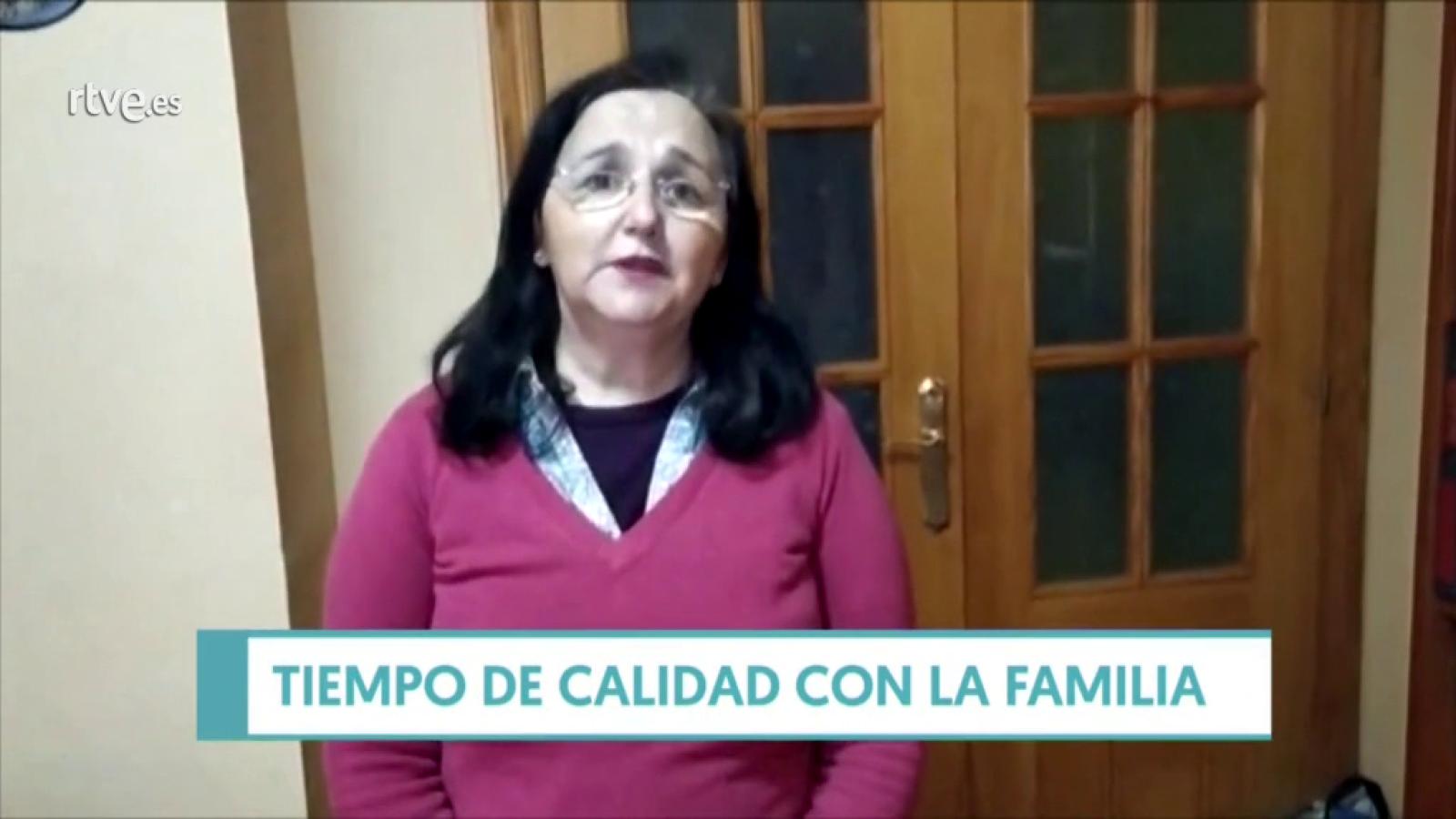 """Andrea Ollero: """"El confinamiento es una oportunidad para conocernos, para educar y para el aprendizaje"""""""