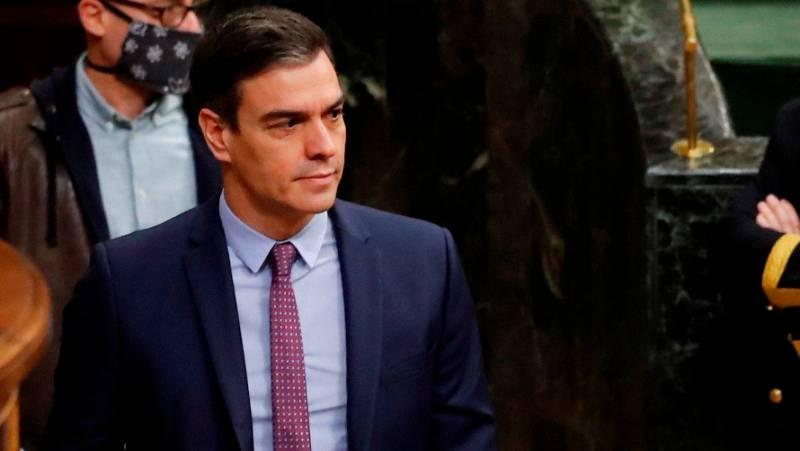 Sánchez niega la policía patriótica y le pide a Casado que mire a su bancada