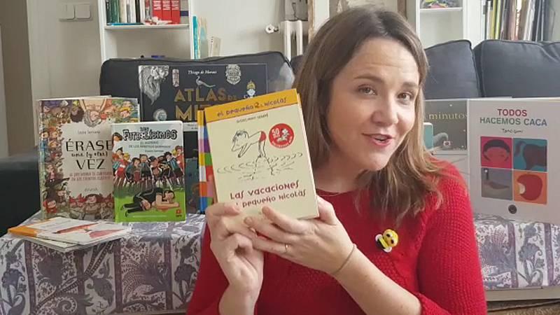 La pequeteca - Día del Libro: las recomendaciones de Leticia Audibert - Ver ahora