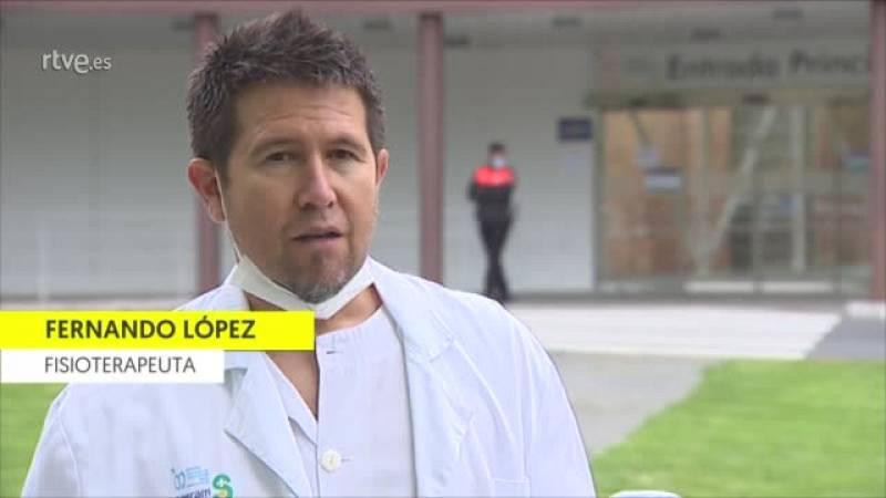 El Hospital Nacional de Parapléjicos de Toledo se adapta al coronavirus