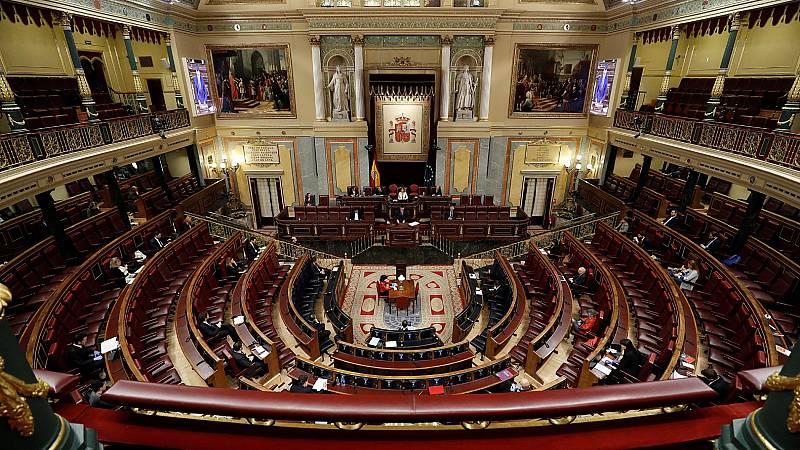 El Congreso da luz verde a la tercera prórroga del estado de alarma por el coronavirus hasta el 9 de mayo