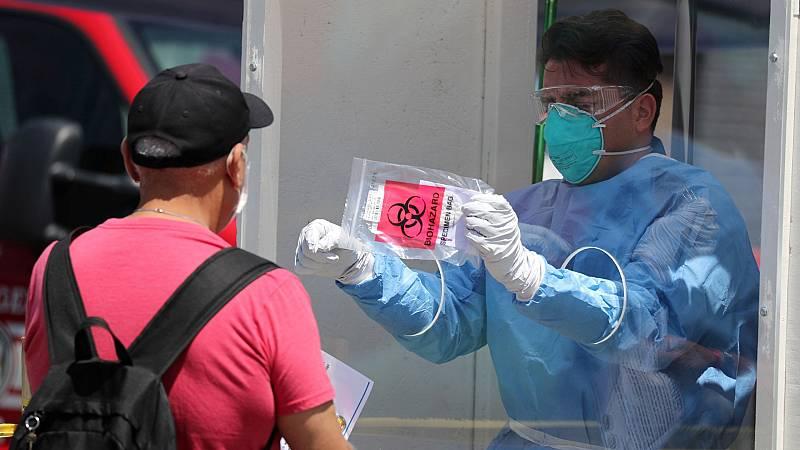 EE.UU. sitúa sus primeros contagios de coronavirus en enero