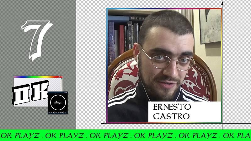 OK Playz - Ernesto Castro nos enseña el origen del aplauso