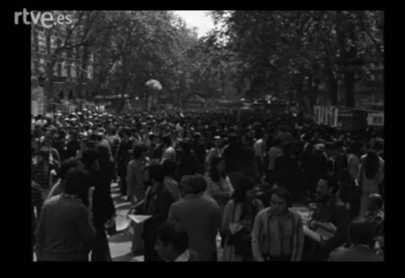 Arxiu TVE Catalunya - Giravolt - El clam de Sant Jordi