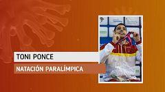 """Toni Ponce: """"Tengo muchas ganas de volver a mi rutina y entrenar"""""""
