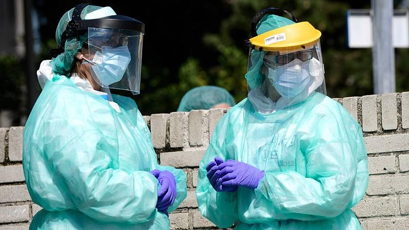 España registra un leve repunte con 440 muertos por coronavirus y 4.635 nuevos casos en las últimas 24 horas
