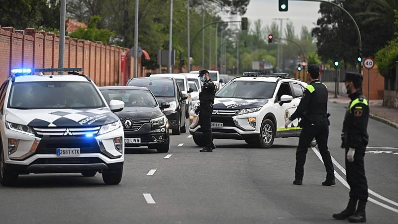 """Guardia Civil y Policía aseguran que """"solo aplican la legislación y presentan las denuncias a los jueces"""""""