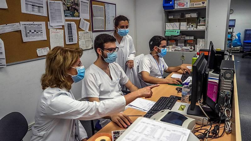 Los hospitales estudian qué fármacos actúan con la COVID-19