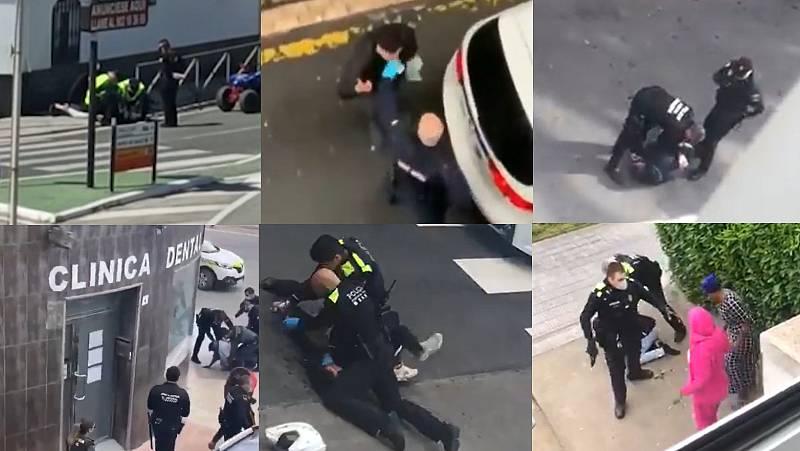 Denuncian abusos policiales en el estado de alarma