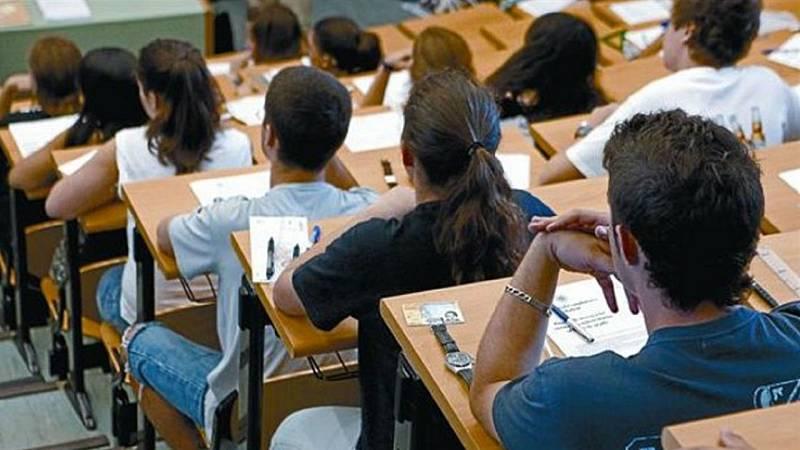 El curso universitario acabará en los plazos establecidos