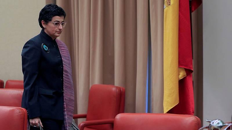 """González Laya observa un """"cambio de tono"""" en el Consejo Europeo, con España como pieza central"""