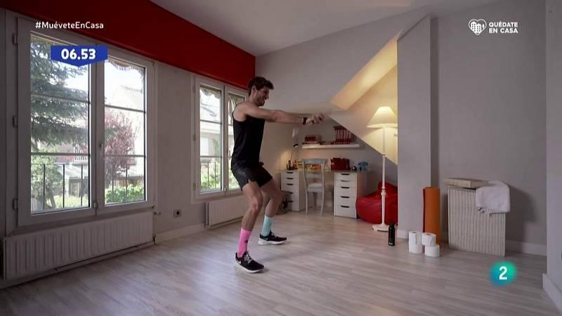 Muévete en casa - Tábata 1 de squad lateral y brazos
