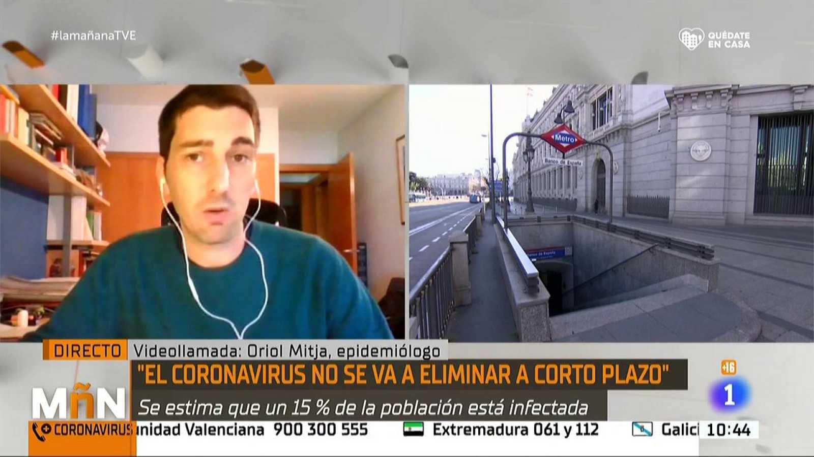 Las claves para la desescalada de Oriol Mitja, el epidemiólogo que guió a Andorra