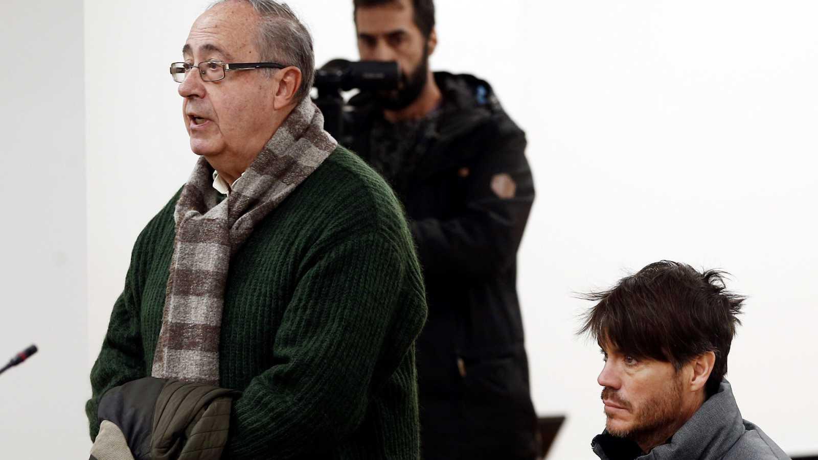 Vídeo: Condenados hasta a ocho años de prisión nueve de los once acusados del 'caso Osasuna'