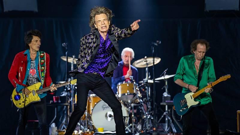 The Rolling Stones sacan su primera canción nueva en 8 años, 'Living in a Ghost Town'