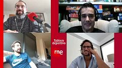 Tablero deportivo - Marc y Feliciano: Los Superlópez en 'Tablero deportivo'