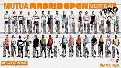 Ya hay cruces del Madrid Open virtual con los mejores tenistas del mundo