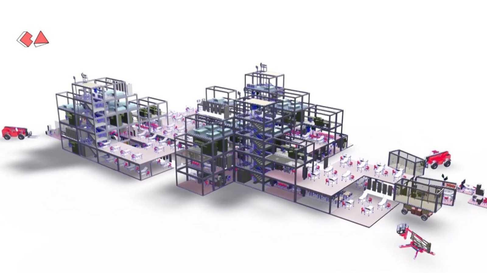 Cámara Abierta 2.0 - Frena la Curva; colaboración vecinal contra el confinamiento; Adapta, un algoritmo que diseña hospitales en minutos; Teófila, con 100 años nos atiende por videollamada - ver ahora