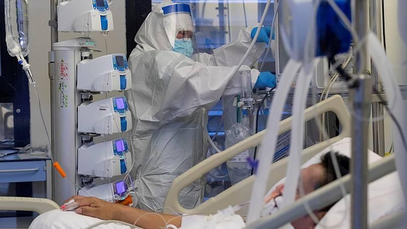 España registra un leve repunte de muertos diarios con coronavirus con 378 en las últimas 24 horas