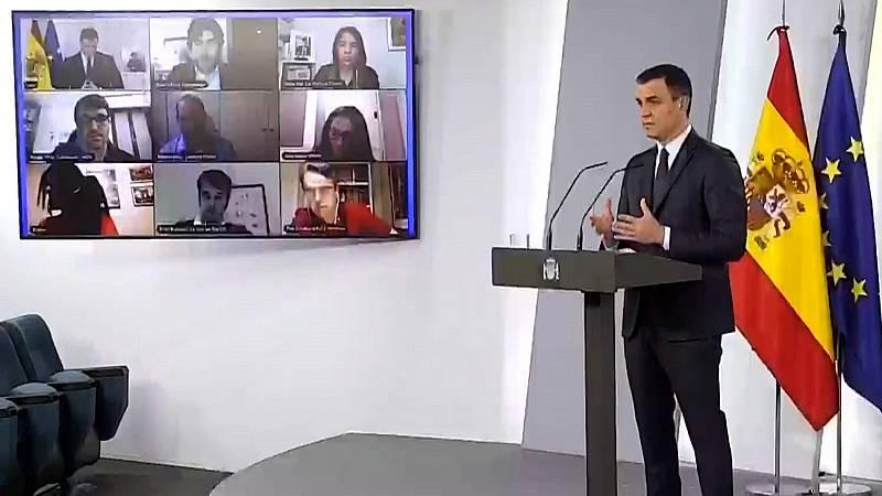 Sánchez justifica que los portavoces del Comité de Gestión Técnica solo comparecerán cuando sea necesario
