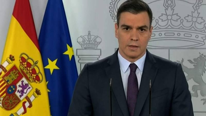 """Vídeo: El Gobierno mantiene que """"la desescalada será coordinada, con la mismas reglas"""""""