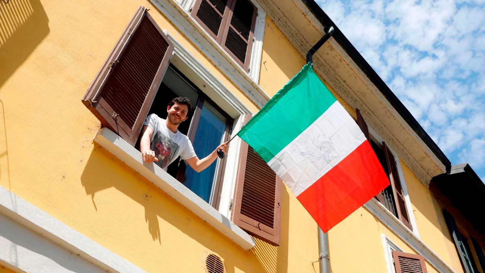 Italia comenzará la desescalada a partir del 4 de mayo
