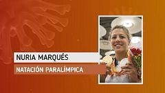 """Nuria Marqués: """"Lo primero que voy a hacer cuando salga del confinamiento es buscar una piscina"""""""