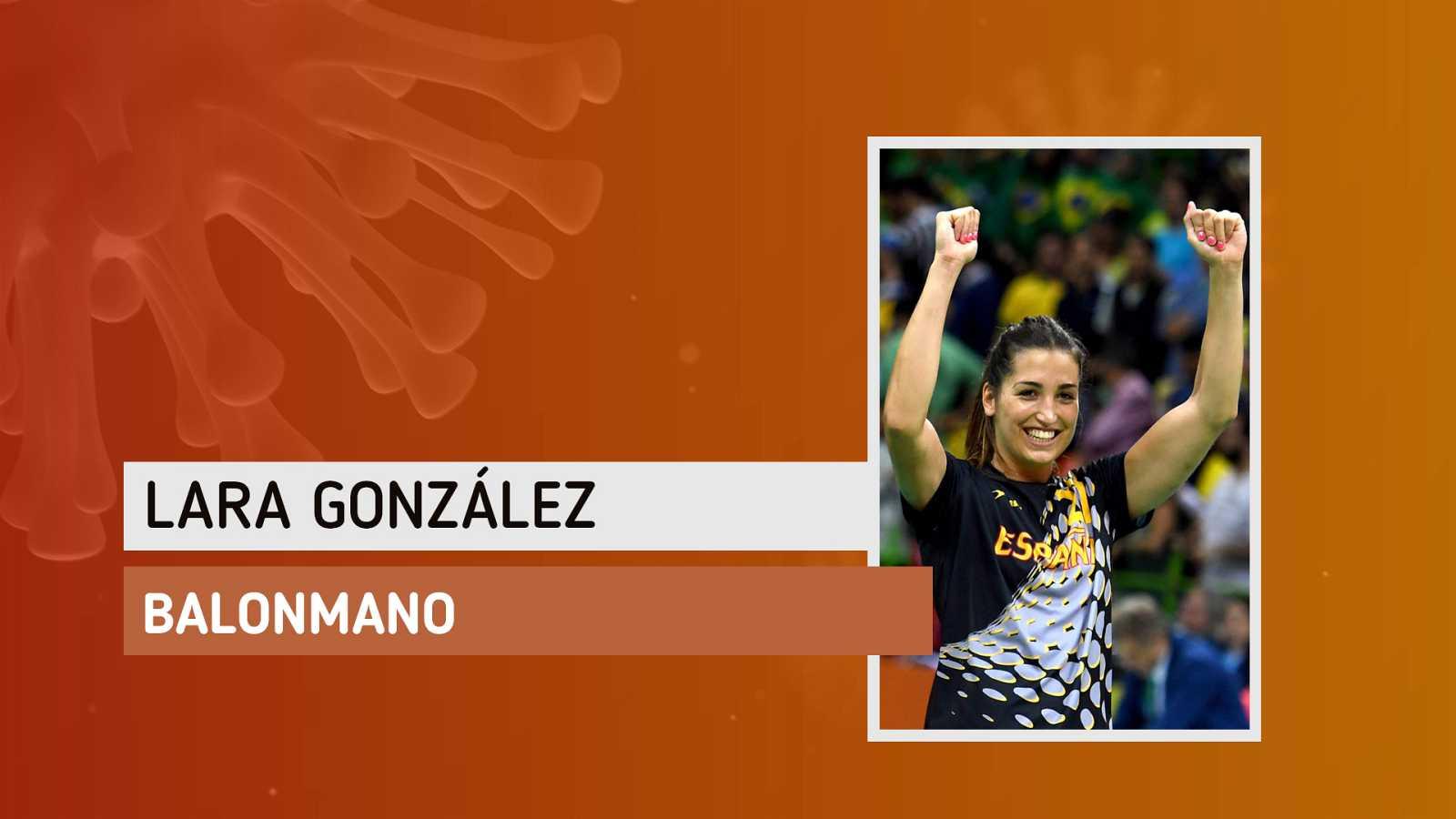 """Lara González: """"Las ayudas con el material deportivo están siendo claves en mis entrenamientos"""""""