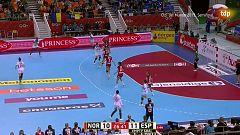 Quédate en casa con TDP - Balonmano - Semifinal del Campeonato del Mundo femenino 2019: España- Noruega