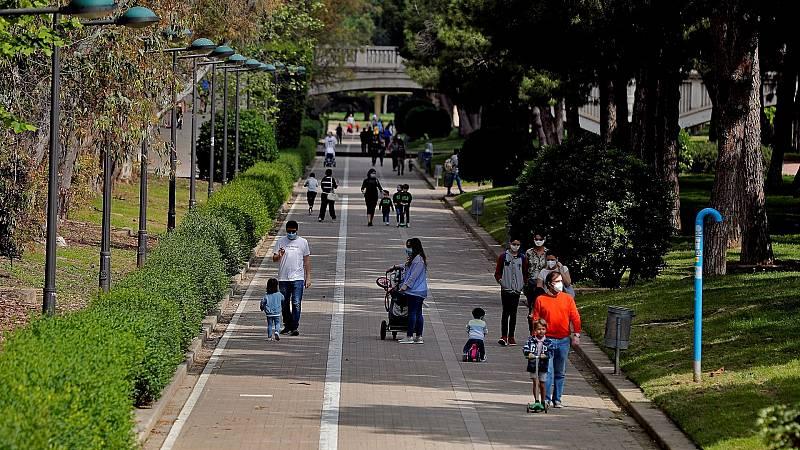Las grandes ciudades se enfrentan al reto de la movilidad en la desescalada