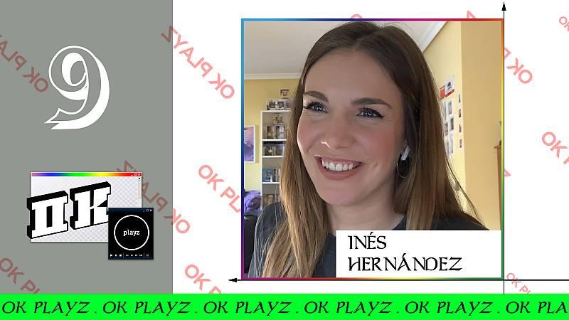 OK Playz - Inés Hernand nos abre las puertas de su Tinder