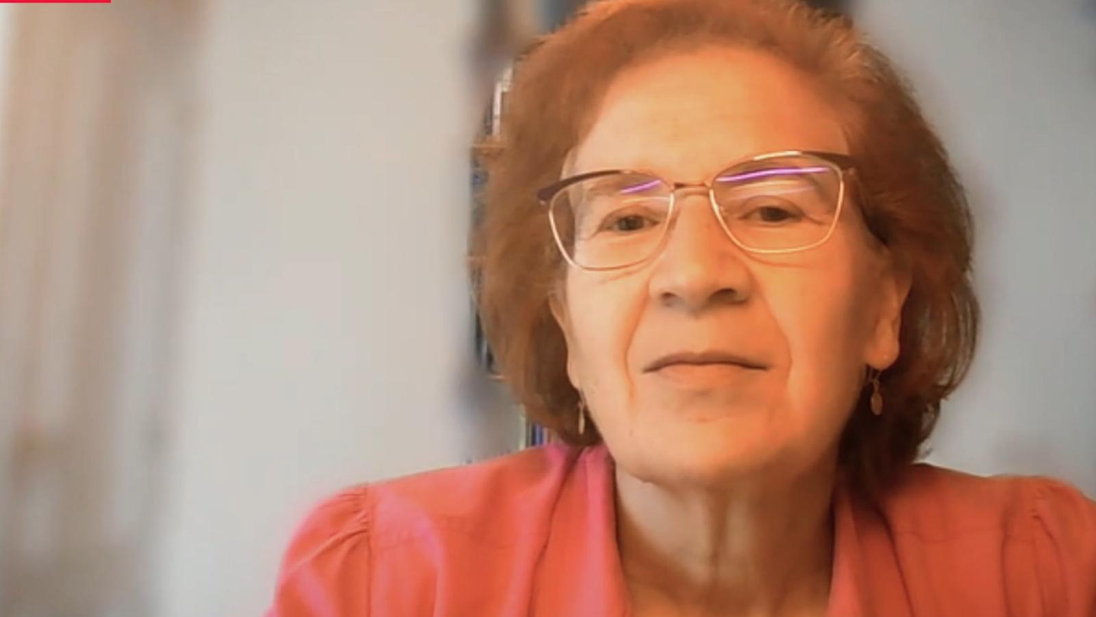 El cazador de cerebros - Entrevista a Margarita Del Val, inmunóloga y viróloga del CSIC
