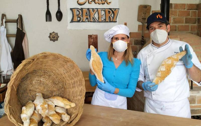 "Triunfa con este pan de ""cuarentena"""