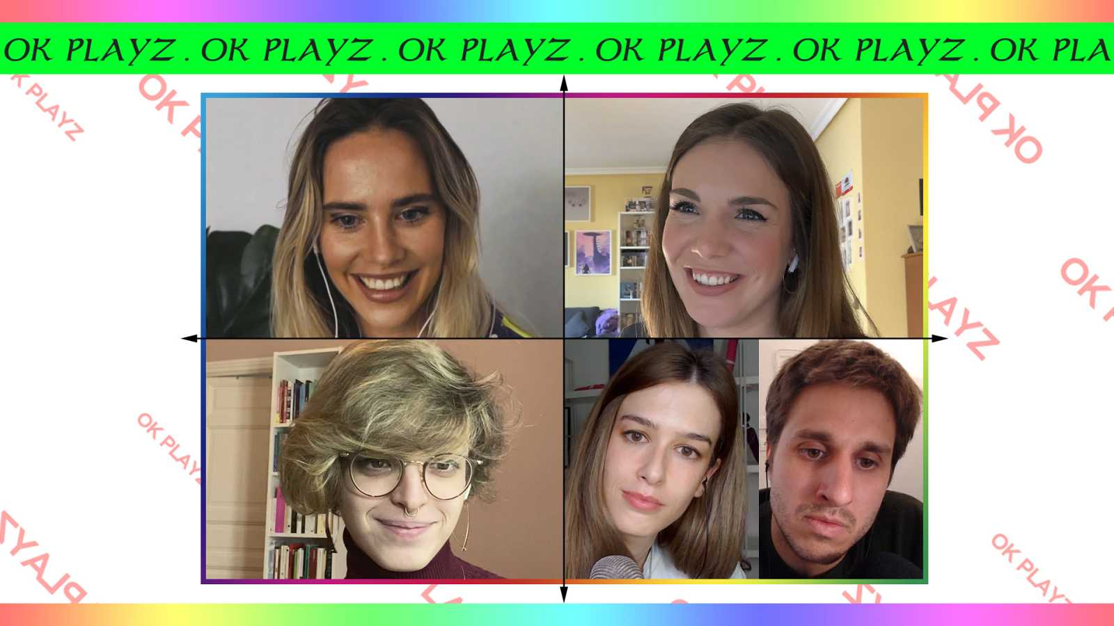 OK Playz - OK Playz con Brisa Fenoy, Inés Hernand y Elizabeth Duval