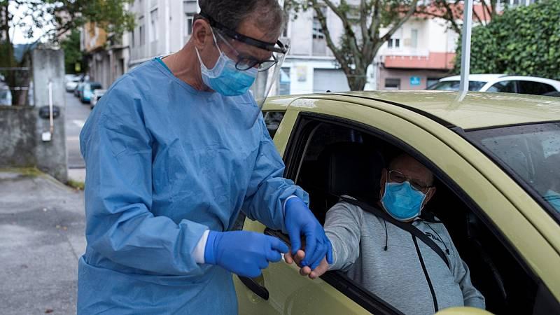 Se registran 1.308 nuevos casos de coronavirus en España y 301 fallecidos en la última jornada