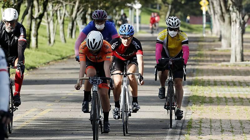 Sanidad recomienda una distancia de seguridad mayor para las salidas a hacer deporte