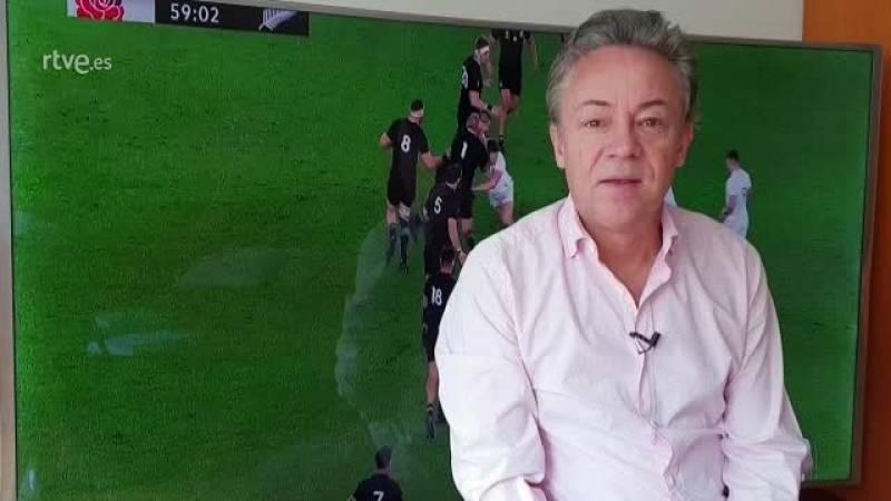 """Sergio Sauca: """"La muerte de Michael Robinson supone una gran pérdida"""""""