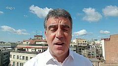 """Carles González recuerda una anécdota de un Michael Robinson """"muy inglés"""""""