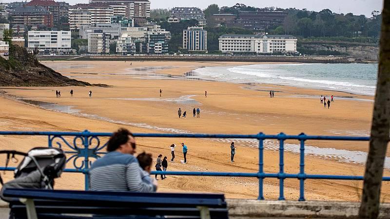 La apertura de las playas en verano, ¿sería segura?