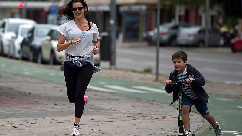 Un estudio explica las medidas de seguridad que se deben tomar cuando se pueda salir a correr