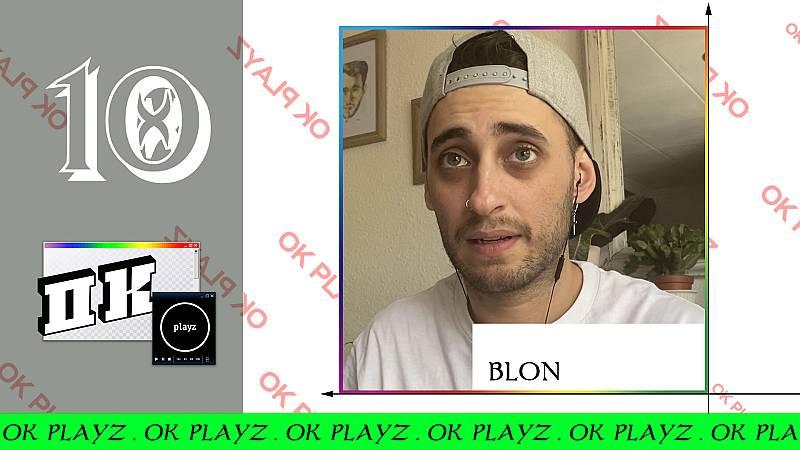 """OK Playz - Blon: """"No soy un rapero al uso"""""""