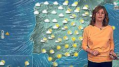 Lluvias persistentes y viento en el extremo oeste de Galicia