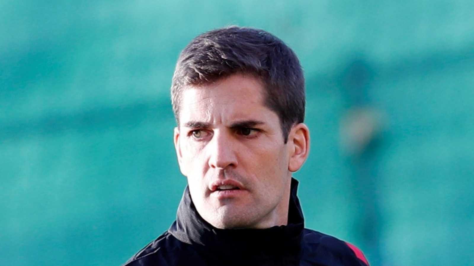 """Robert Moreno: """"Mentiría si dijera que no quiero entrenar en España"""""""