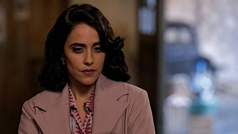 """El Ministerio del Tiempo - Macarena García: """"Lola tiene un caracter muy diferente al mío"""""""